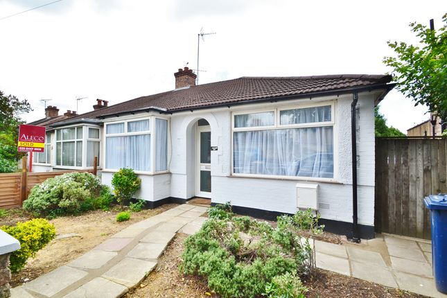 Thumbnail Semi-detached bungalow for sale in Crescent Road, East Barnet