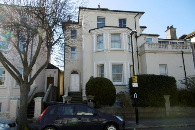 Thumbnail Flat to rent in Spencer Road, Eastbourne