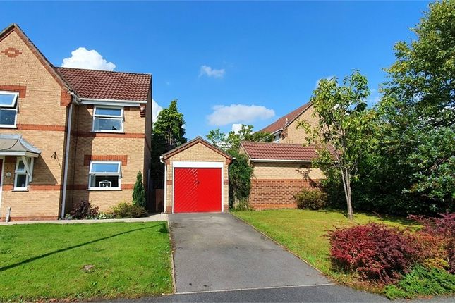 Thumbnail Detached house for sale in Sandpiper Drive, Stockport, Cheshire