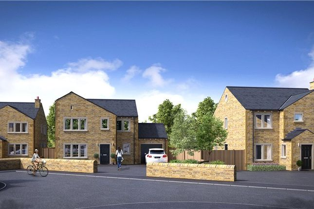 Thumbnail Detached house for sale in White Hills Croft, Skipton