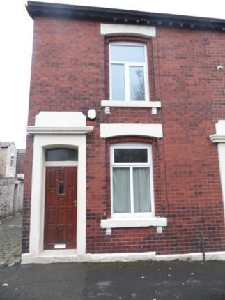 Thumbnail End terrace house to rent in Young Street, Mill Hill, Blackburn