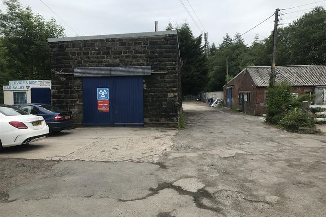 Thumbnail Commercial property for sale in Station Road, Chapel-En-Le-Frith, High Peak