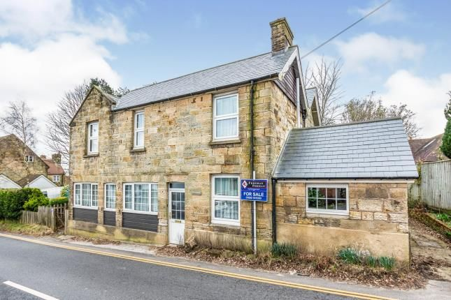 3 bed end terrace house for sale in Whitehill Road, Crowborough, East Sussex TN6