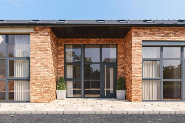 Thumbnail Barn conversion for sale in Old Moss Lane, Warrington