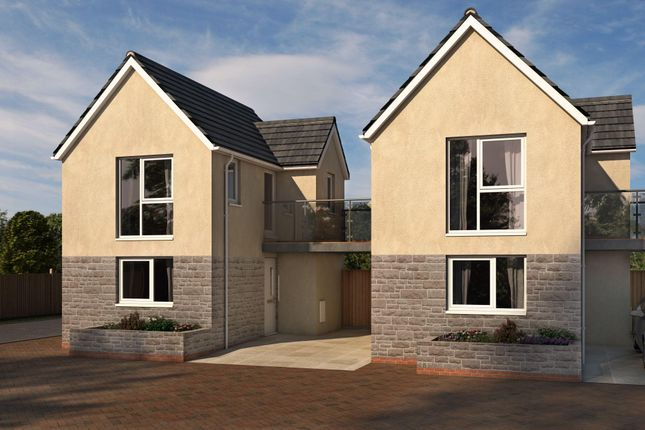 """Thumbnail Detached house for sale in """"Onyx"""" at North Prospect Road, Plymouth"""