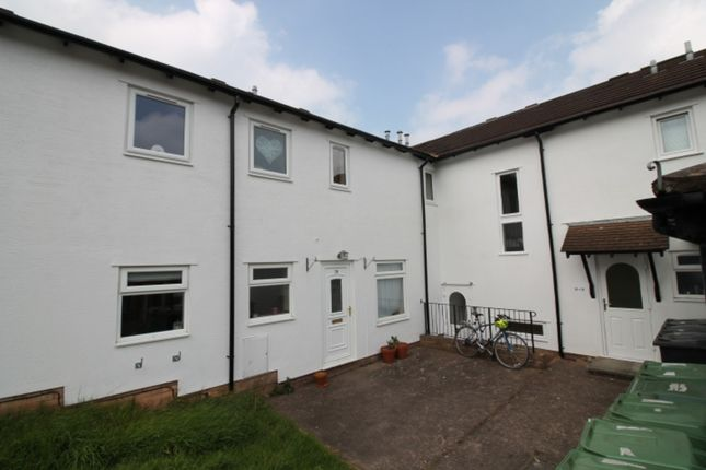 Thumbnail Flat to rent in Hadrian Drive, Exeter