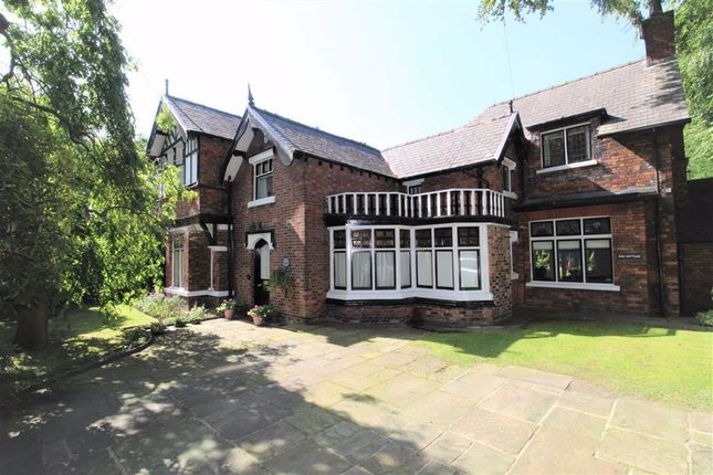 Thumbnail Semi-detached house for sale in Singleton Road, Broughton Park, Salford
