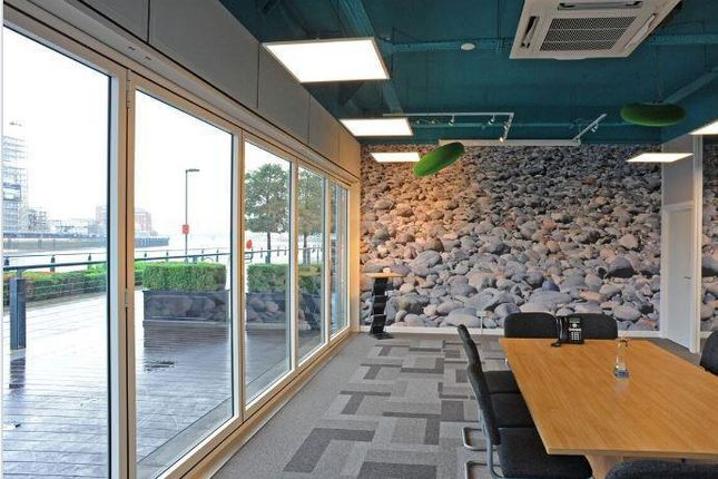 Thumbnail Office to let in Unit A, Ascensis Tower, Juniper Drive, Battersea Reach