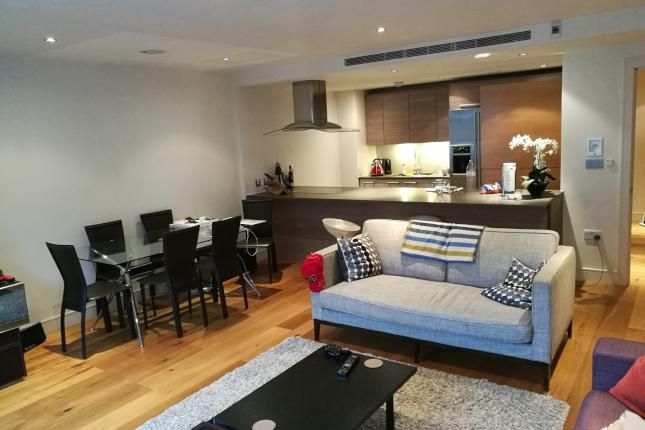 Thumbnail Flat to rent in Lensbury Avenue, Imperial Wharf