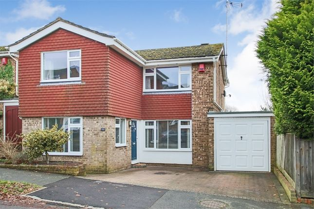 Thumbnail Detached house for sale in The Coppice, Crawley Down, West Sussex