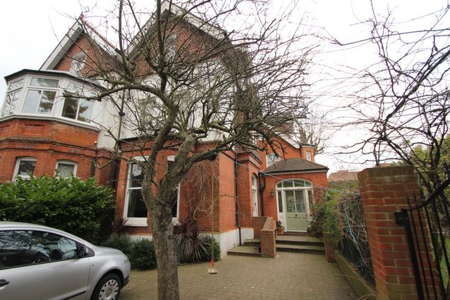 Thumbnail Semi-detached house for sale in The Drive, London