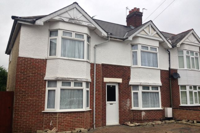 Thumbnail Semi-detached house to rent in Drove Acre Road, Oxford