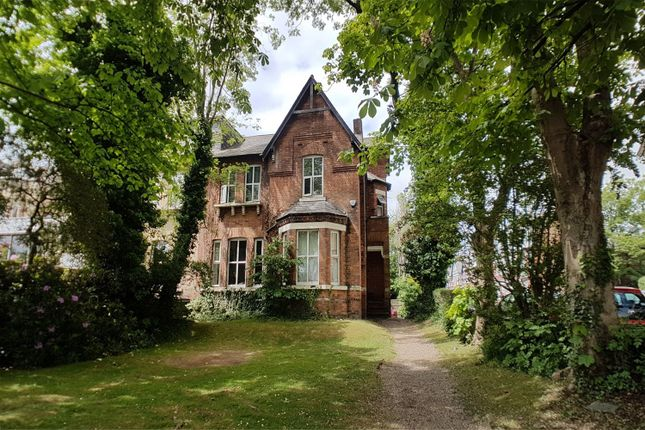 Thumbnail Detached house to rent in Wilmslow Road, Fallowfield, Manchester