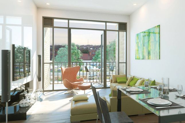 Thumbnail Flat for sale in The Old Gas Works, Sutton