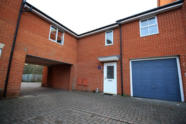 Thumbnail Terraced house to rent in Septimus Drive, Colchester