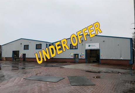 Thumbnail Light industrial to let in Unit 4, Green Fold Court, Greenfold Way, Leigh, Lancashire