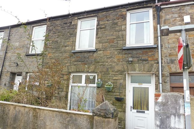 Thumbnail Terraced house for sale in Little Wind Street, Aberdare
