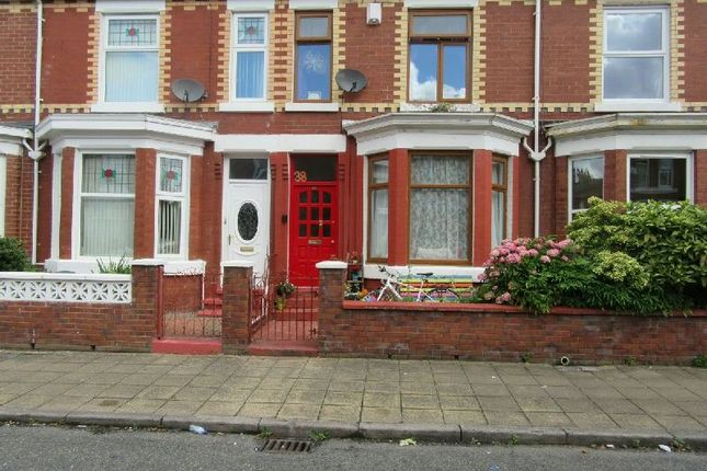 Thumbnail Terraced house for sale in Norton Street, Old Trafford, Manchester