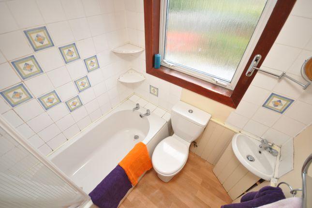 Bathroom of Bourtreehall, Girvan KA26