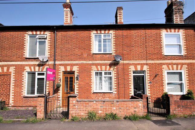 Thumbnail Terraced house to rent in Carey Road, Wokingham, Berkshire