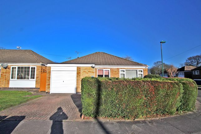 Thumbnail Detached bungalow to rent in Yalding Drive, Wollaton, Nottingham