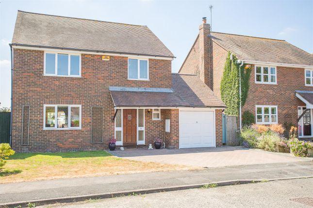 Thumbnail Detached house for sale in Rumptons Paddock, Grendon Underwood, Aylesbury