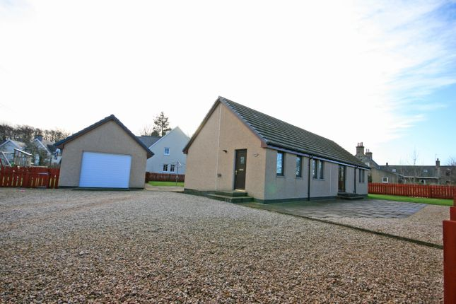Thumbnail Detached bungalow for sale in Oakview, Easterbogs, By Buckie