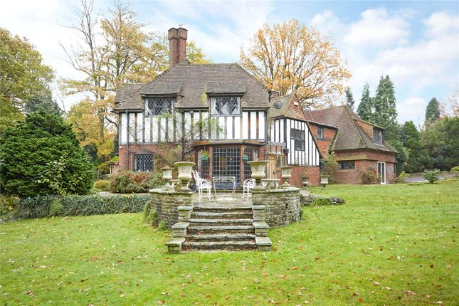 Thumbnail Detached house for sale in Tyrrells Wood, Surrey