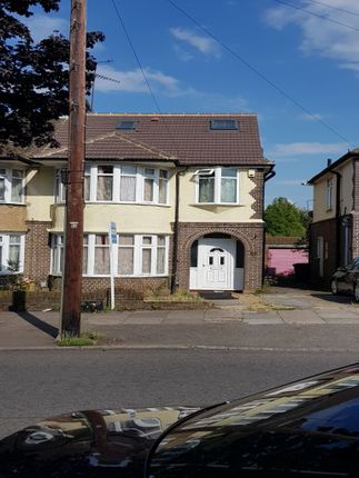 Thumbnail Semi-detached house to rent in Humberstone Road, Luton