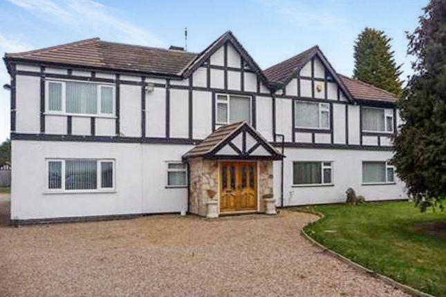 Thumbnail Detached house for sale in Thurlaston Lane, Earl Shilton, Leicester