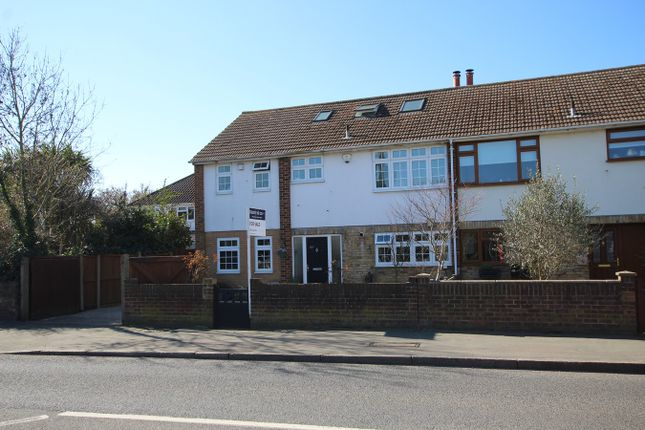 Thumbnail End terrace house for sale in Charlton Road, Shepperton