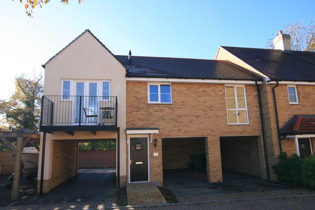 1 bed semi-detached house to rent in Paul Harman Close, Ashford Kent