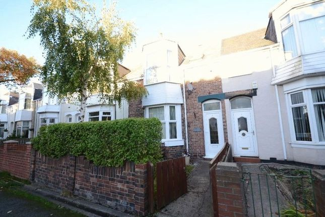 Thumbnail Terraced house for sale in Croft Avenue, Sunderland