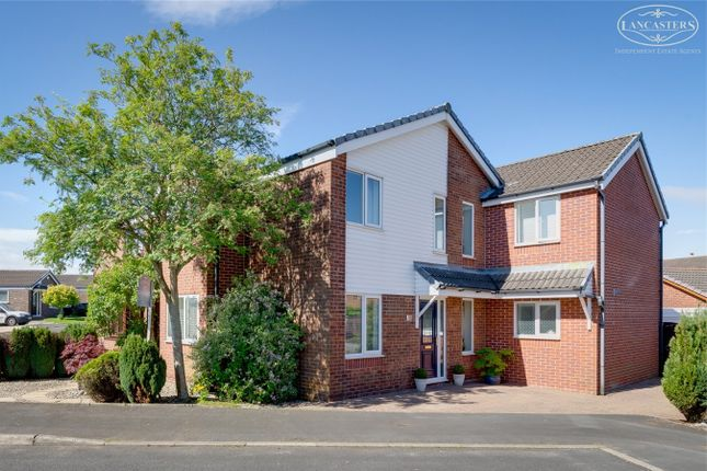 Thumbnail Detached house for sale in Lymbridge Drive, Blackrod, Bolton