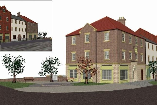 Thumbnail Land for sale in Ousegate, Selby