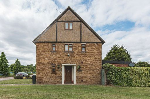 Thumbnail End terrace house for sale in Yews Avenue, Enfield