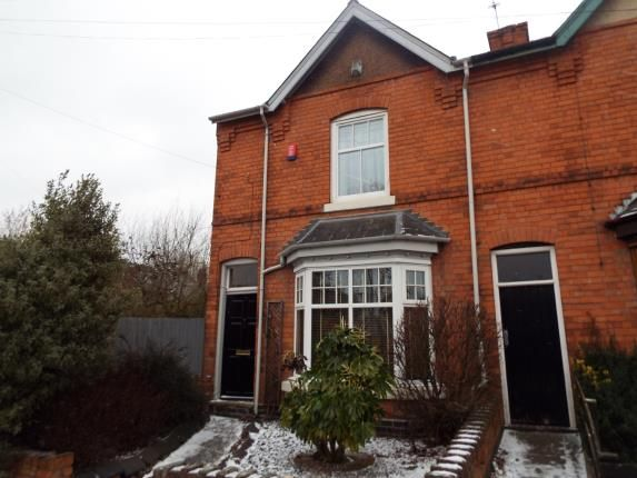 Thumbnail End terrace house for sale in Augusta Road, Acocks Green, Birmingham, West Midlands