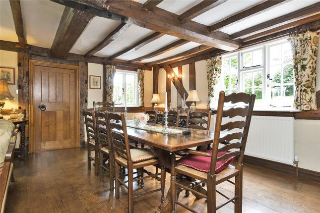 Dining Room of Crown Lane, Cressage, Shrewsbury SY5