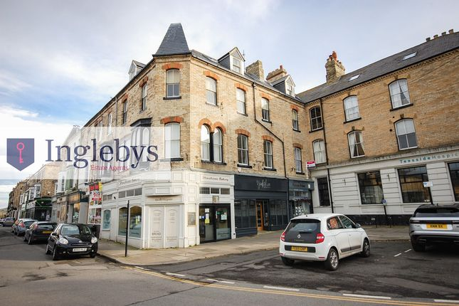Thumbnail Block of flats for sale in Regency Buildings, Station Square, Saltburn-By-The-Sea