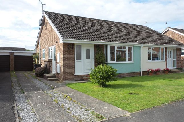 2 bed semi-detached bungalow to rent in Gifford Close, Chard TA20