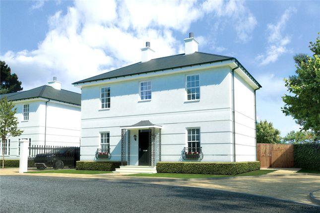 Thumbnail Detached house for sale in Slough Road, Datchet, Slough, Berkshire