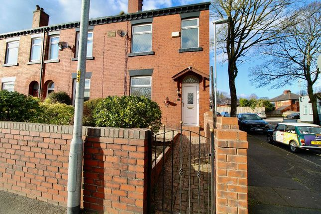 Thumbnail Terraced house to rent in Pegasus Court, Bury Road, Rochdale