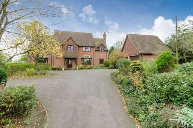 Thumbnail Detached house for sale in High Street, Yelling, St. Neots, Cambridgeshire