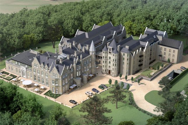 Thumbnail Flat for sale in Coopers Hill, Coopers Hill Lane, Englefield Green, Surrey