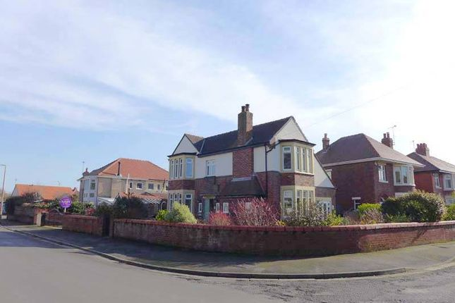 Thumbnail Detached house for sale in Clarence Avenue, Thornton-Cleveleys
