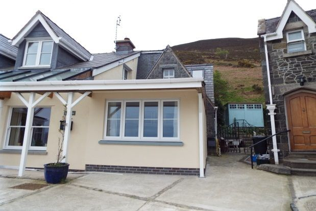 Thumbnail Flat to rent in Conwy Old Road, Penmaenmawr