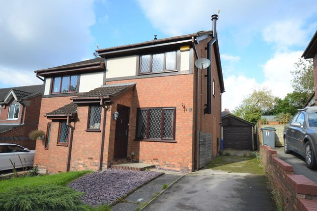 Thumbnail Semi-detached house to rent in Coppice Grove, Weston Coyney
