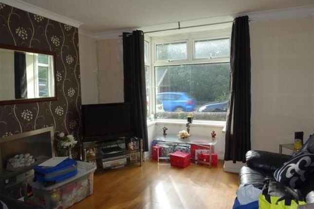 Thumbnail Terraced house for sale in Bridgend Road, Llanharan, Pontyclun