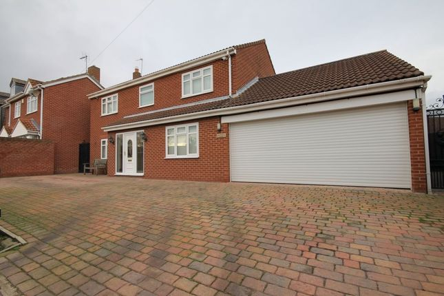 Thumbnail Detached house for sale in Woodburn Close, Houghton Le Spring