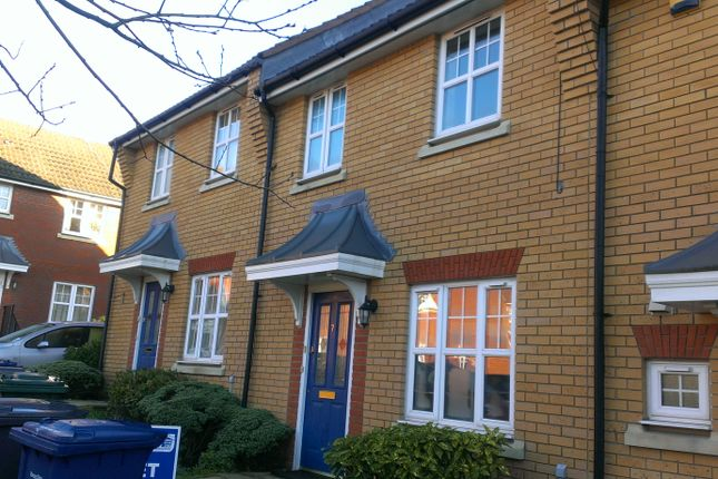 Thumbnail Terraced house to rent in Arlington Green, Mill Hill
